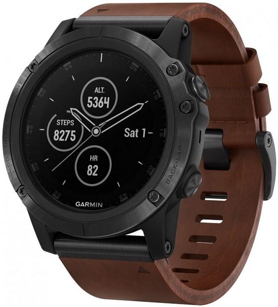 Умные часы Garmin Fenix 5X Plus Sapphir…