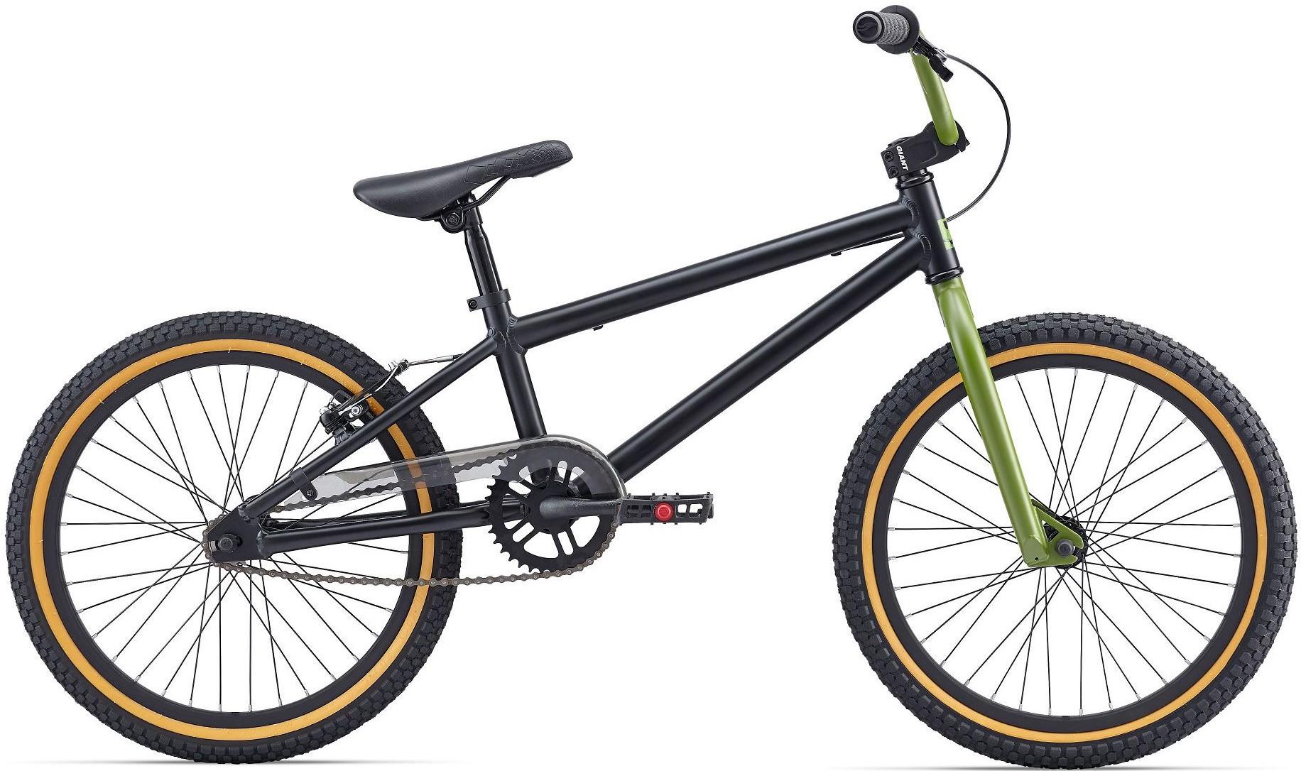 "Велосипед Giant GFR F/W Black 20"""