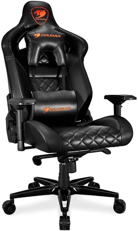 Игровое кресло Cougar Armor Titan черный