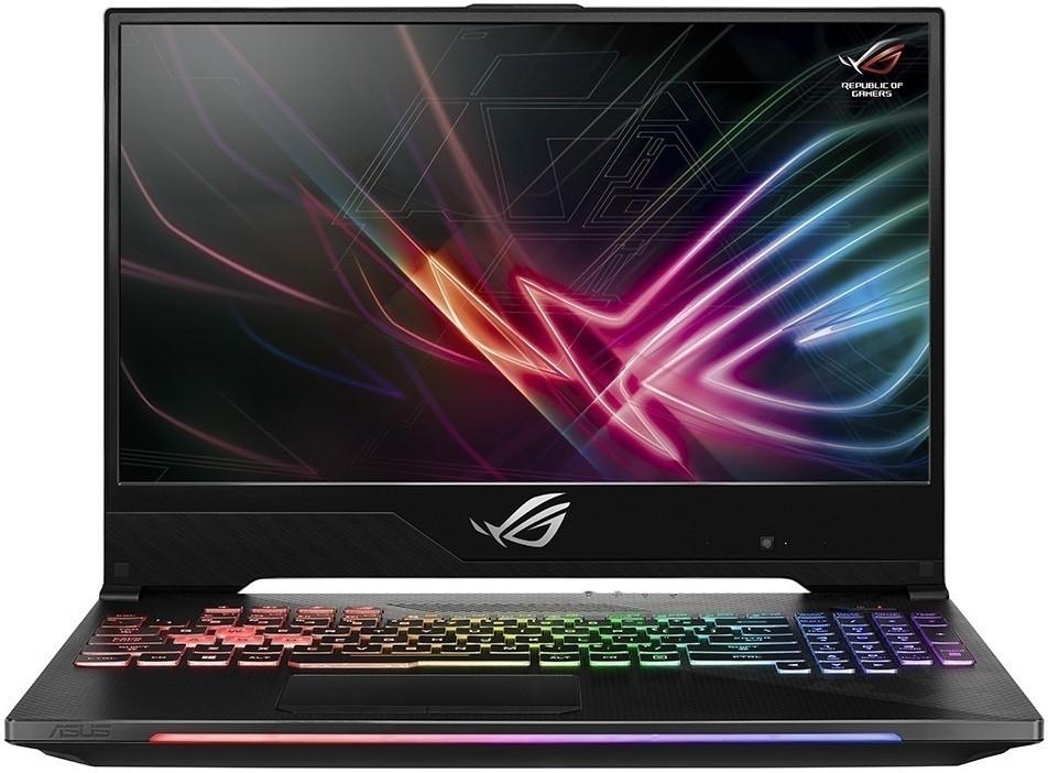 """Ноутбук Asus ROG GL504GW-ES023T 15,6""""/2,2GHz/16Gb/1Tb/256GbSSD/RTX2070/W10 Grey"""