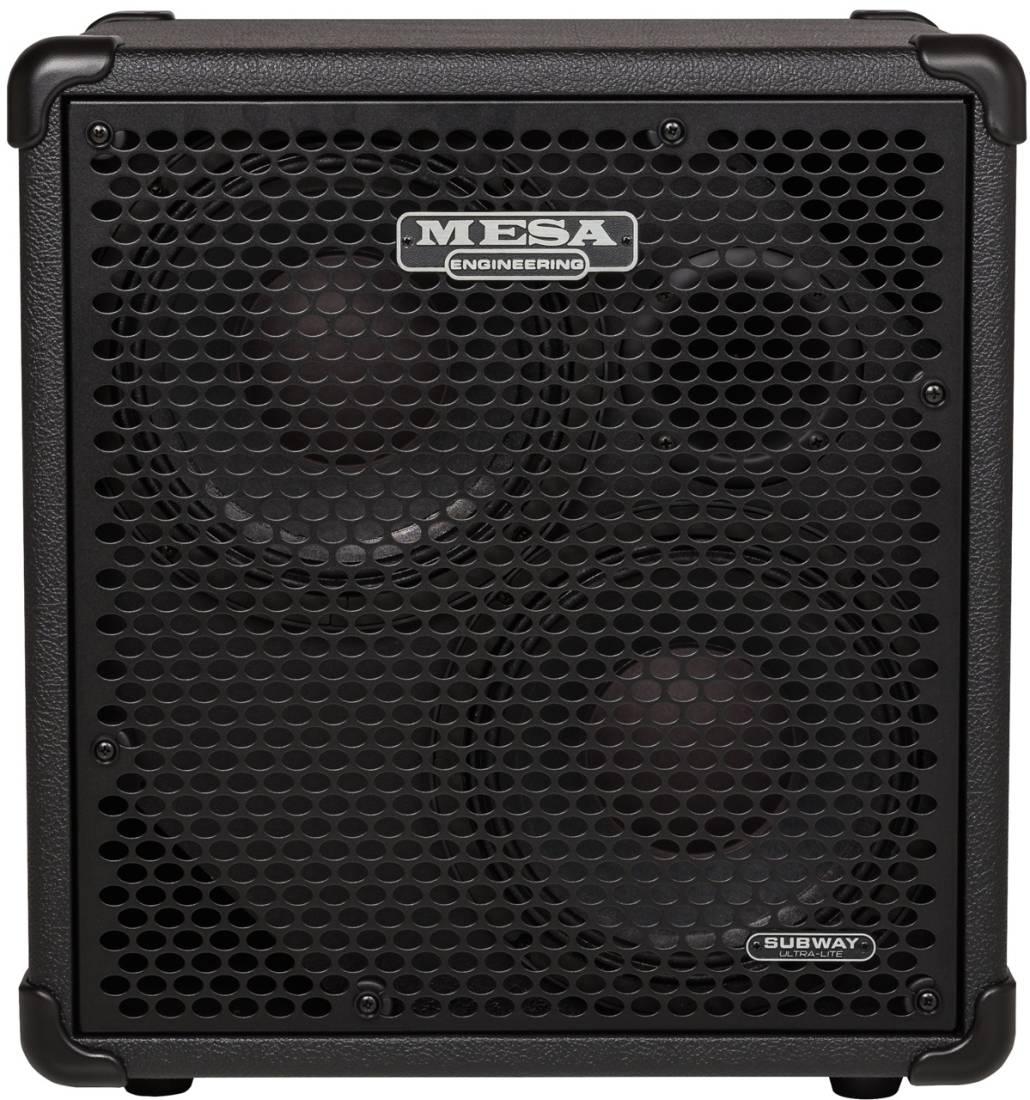 Басовый кабинет Mesa Boogie Subway 2x10 Ultra-Lite Bass Cabinet