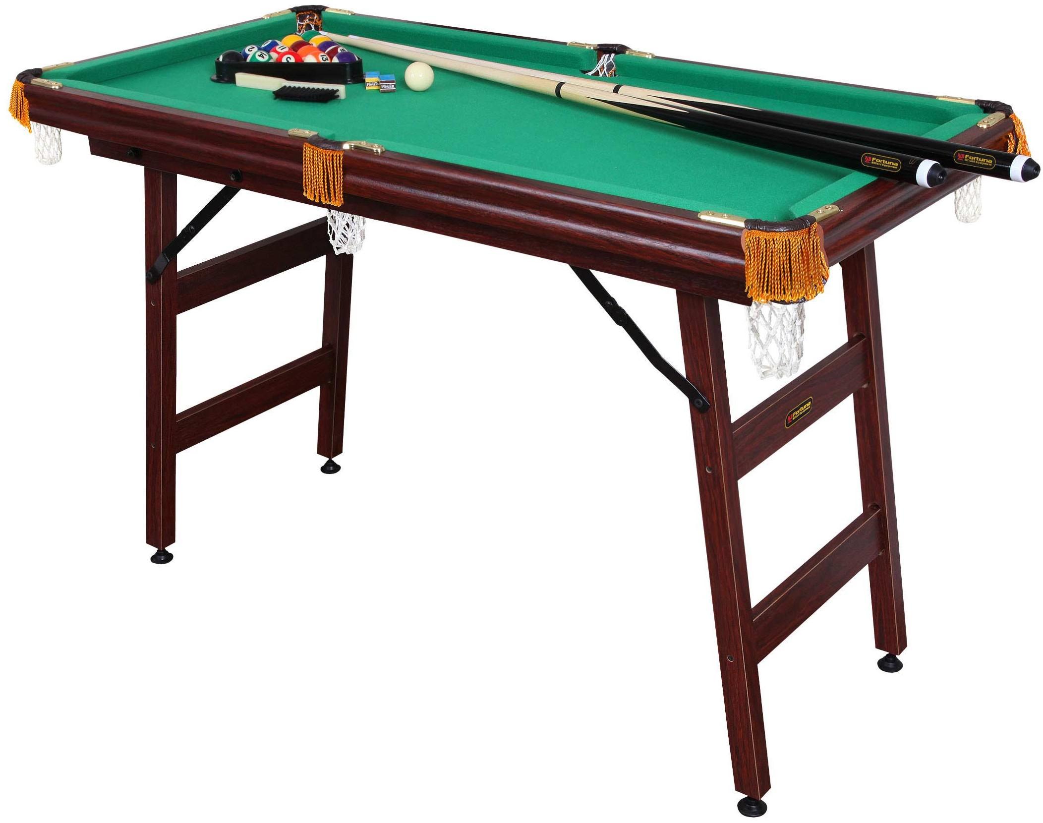 Бильярдный стол Fortuna Пул 4FT