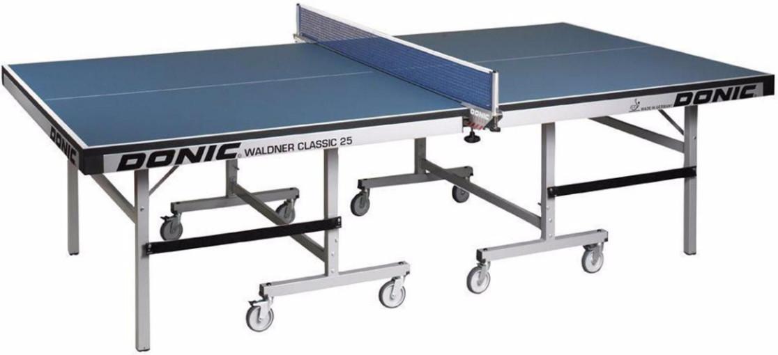 Теннисный стол Donic Waldner Classic 25 Blue