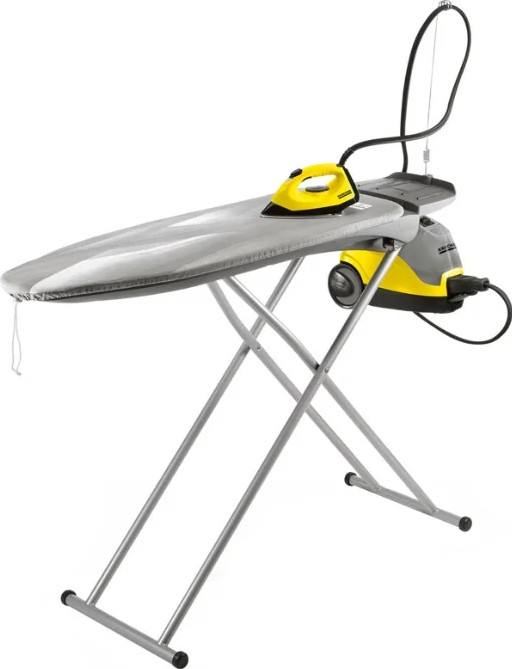 Гладильная система Karcher SI 4 EasyFix Premium Iron Kit White