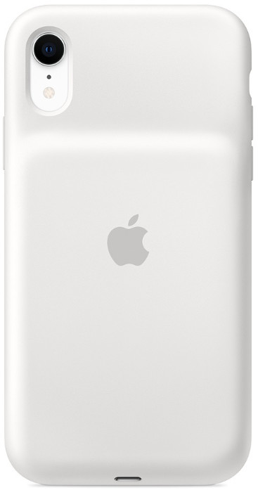 Чехол-аккумулятор Apple iPhone XR Smart Battery Case 1369 mAh White