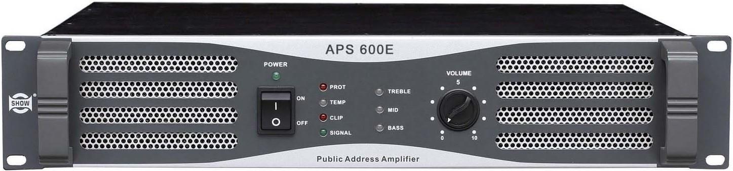Трансляционный усилитель Show APS600E