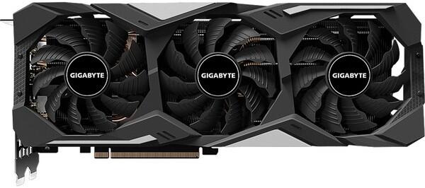 Видеокарта Gigabyte GeForce RTX 2070 Super Windforce OC 3X 8Gb