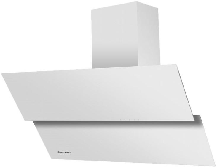 Вытяжка Maunfeld Plym Light 90 White