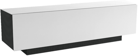 Тумба для ТВ MetalDesign МВ-70.150.01.31 Black/White