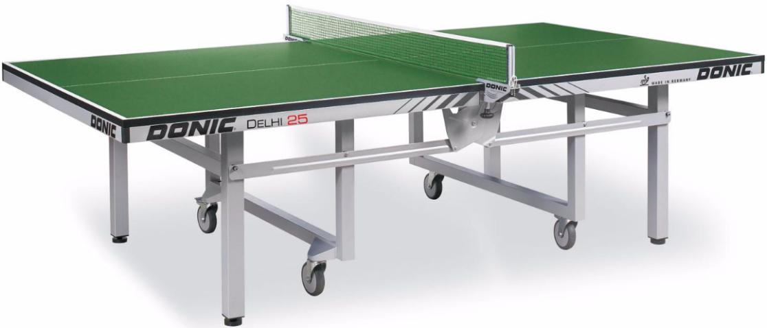 Теннисный стол Donic Delhi 25 Green