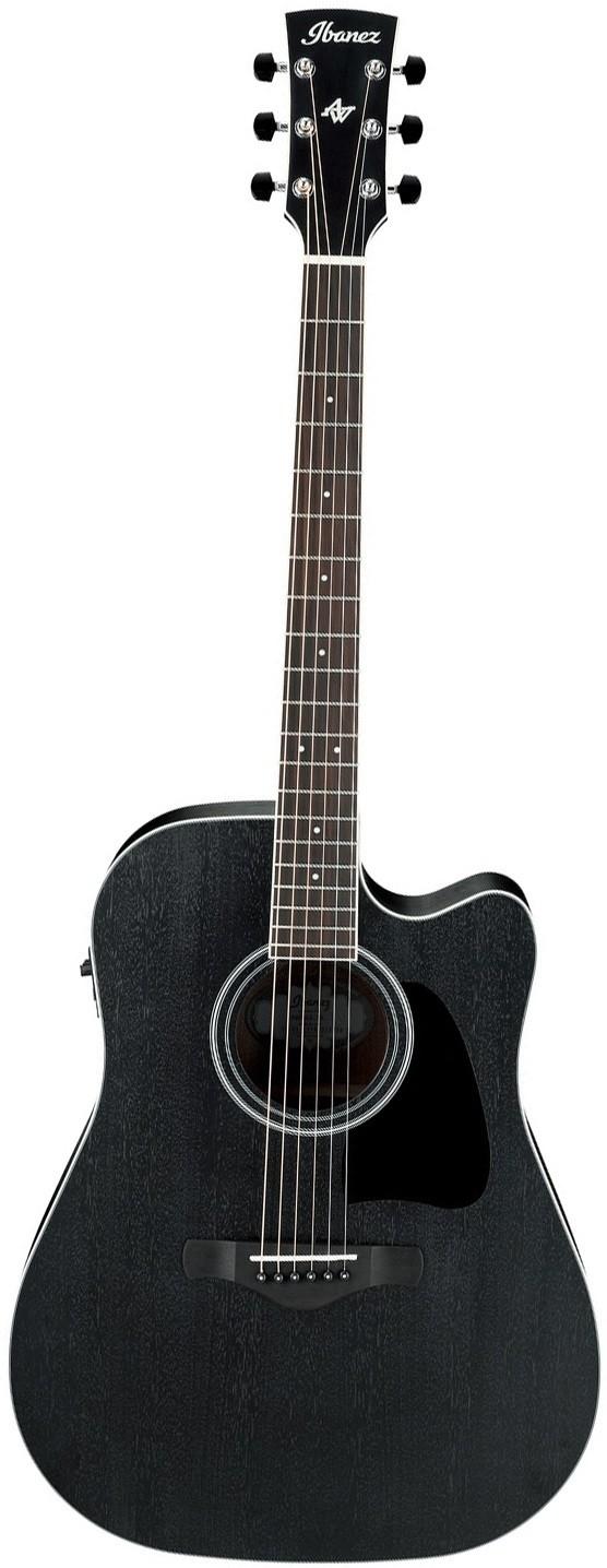Акустическая гитара Ibanez Artwood AW84CE-WK
