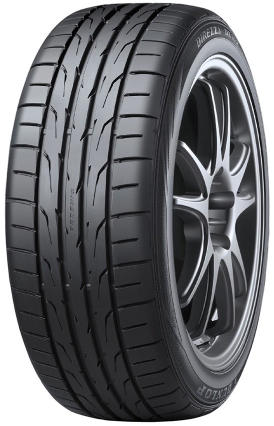 Комплект из 4-х шин Dunlop Direzza DZ102 215/45 R17 91W (Л)