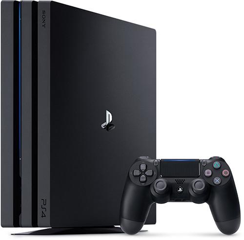 Игровая приставка PlayStation 4 Pro 1Tb Black + FIFA 20