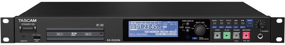 Портативный рекордер Tascam SS-R250N