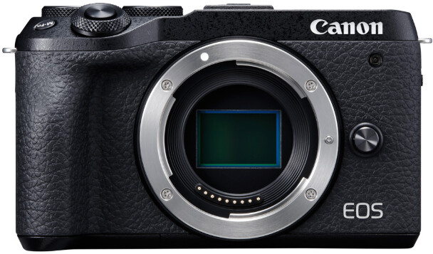 Фотоаппарат Canon EOS M6 Mark II Body Black