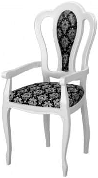 Кресло Интердизайн Версаль бежевый/бежевый 1055x570x540 см