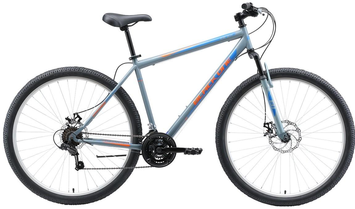 Велосипед Black One Onix 29 D (2019) се…