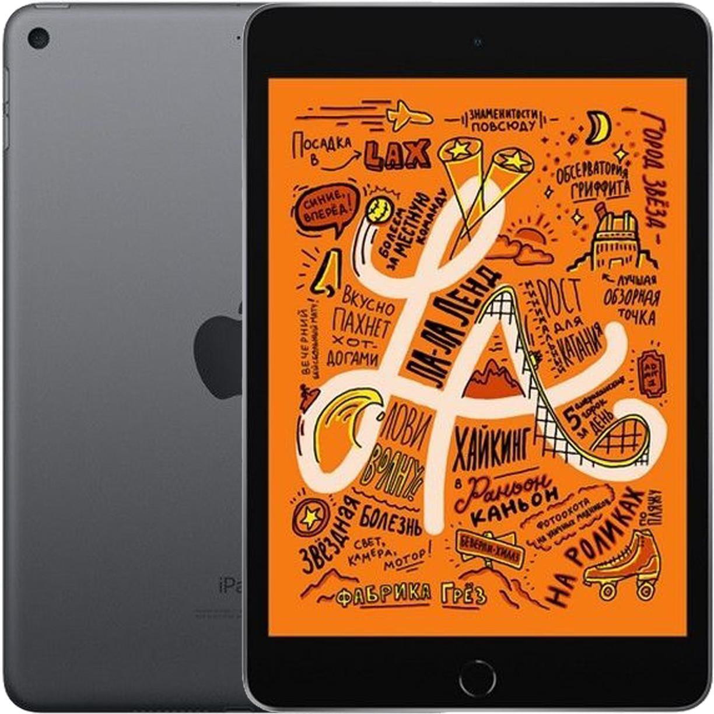 "Планшет Apple iPad Mini (5) 2019 7.9"" Wi-Fi + Cellular 256Gb Space Grey"