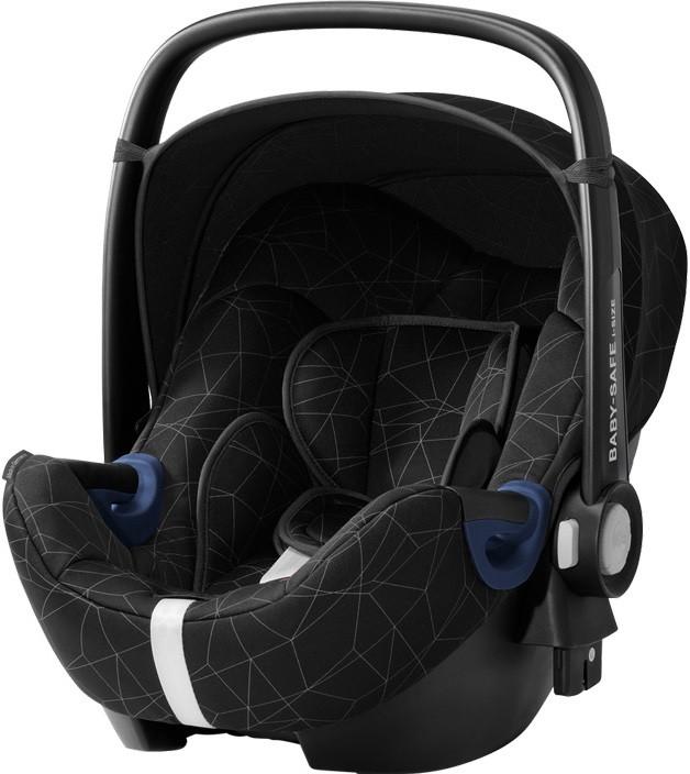 Автокресло Britax Roemer Baby-Safe2 i-Size Crystal Black (0-13 кг)