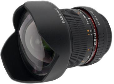Объектив Samyang MF 14mm f/2.8 ED AS IF UMC Sony A Black