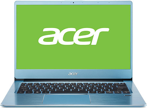 "Ноутбук Acer Swift 3 SF314-41-R0W1 14""/2,3GHz/8Gb/512GbSSD/W10 Blue"