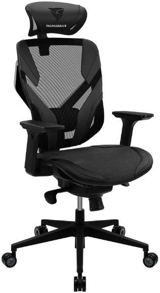 Игровое кресло ThunderX3 Yama5 черный