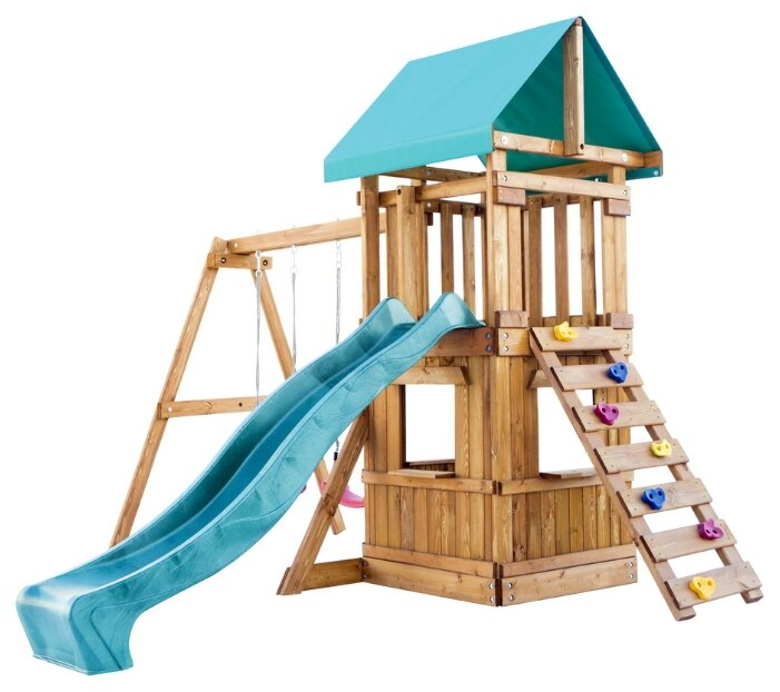 Игровая площадка Babygarden (с закрытым…