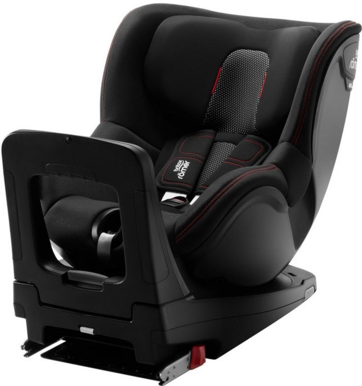 Автокресло Britax Roemer Dualfix M i-Size Cool Flow - Black