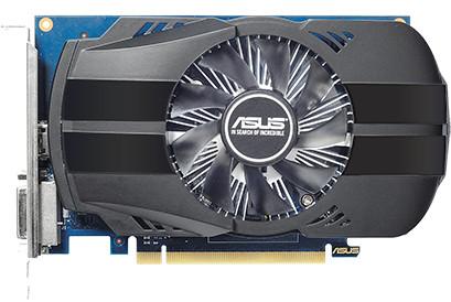 Видеокарта Asus GeForce GT 1030 Phoenix OC Edition 2Gb DDR5