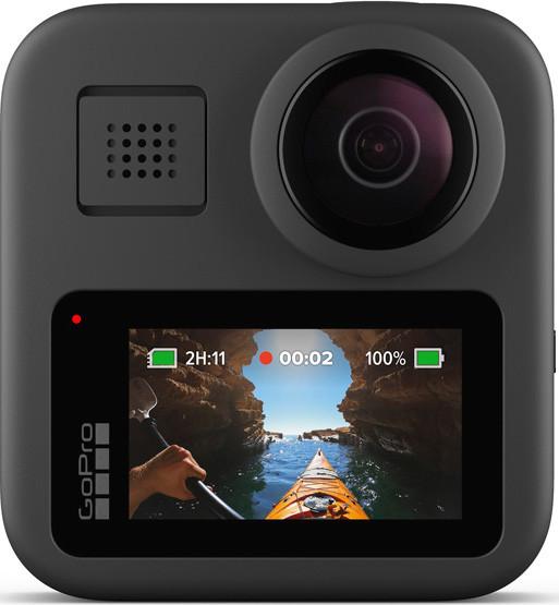 Экшен-камера GoPro Max Black