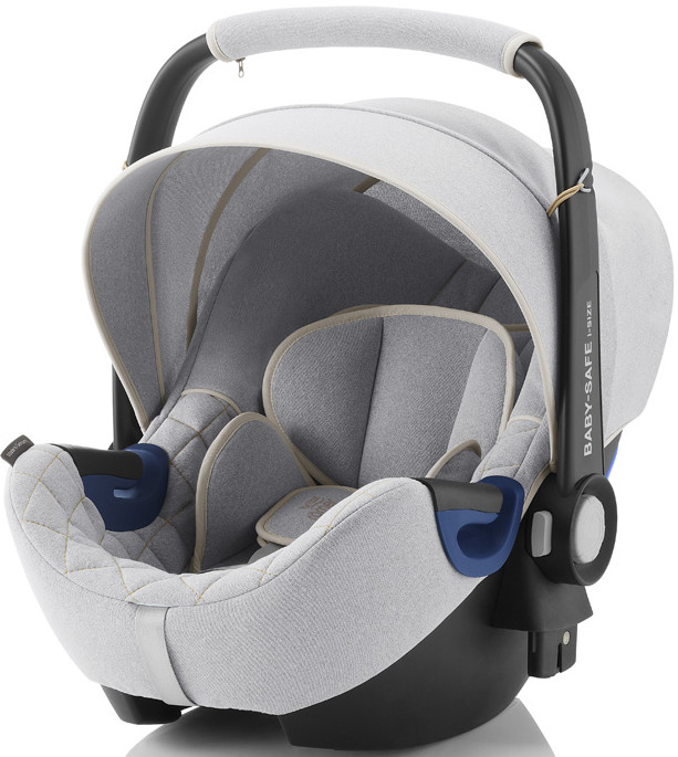 Автокресло Britax Roemer Baby-Safe² i-Size Nordic Grey (0-13 кг)