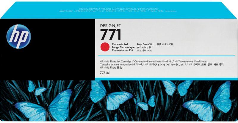 Картридж HP B6Y08A Red