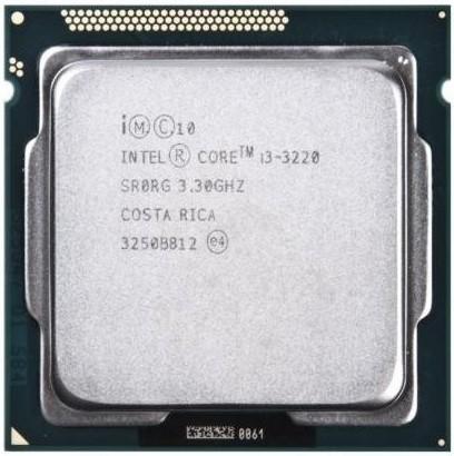 Процессор (CPU) Intel Core i3-3220 3.3GHz SR0RG OEM