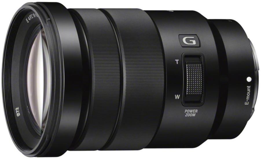 Объектив Sony E 18-105mm f/4.0 PZ G OSS Black
