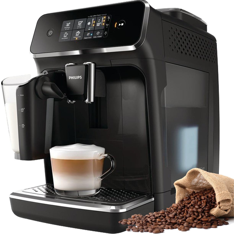 Кофемашина Philips EP2231 + 12 упаковок кофе ☕️