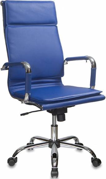 Кресло руководителя Бюрократ CH-993/BLU…