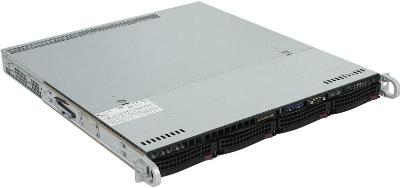 Серверная платформа Supermicro SuperServer 5019S-M
