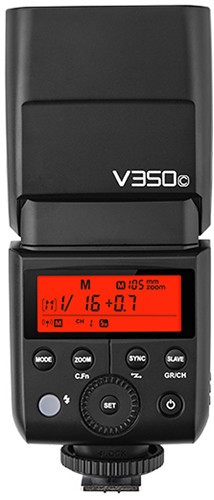 Фотовспышка Godox VING V350S TTL for Sony