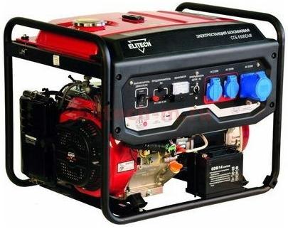 Электрогенератор Elitech СГБ 6500ЕАМ
