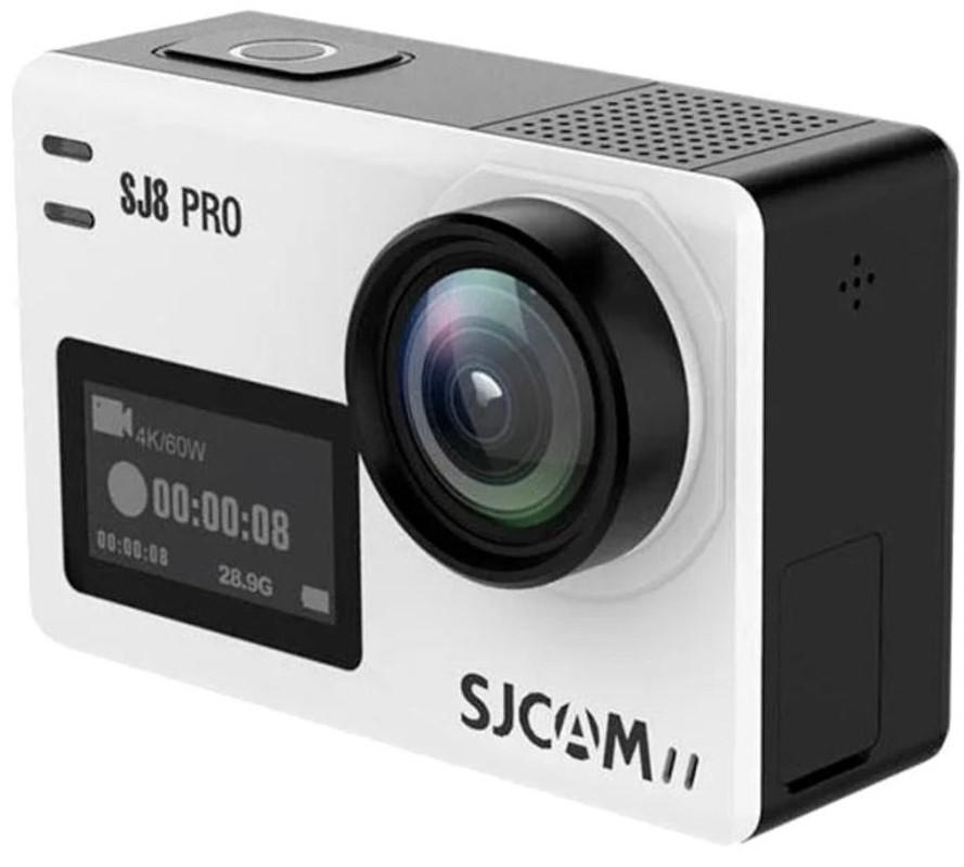 Экшен-камера Sjcam SJ8 Pro White