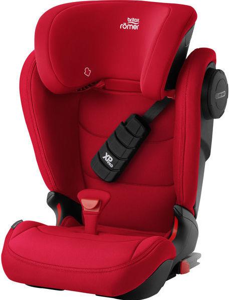 Автокресло Britax Roemer Kidfix III S Fire Red (15-36 кг)