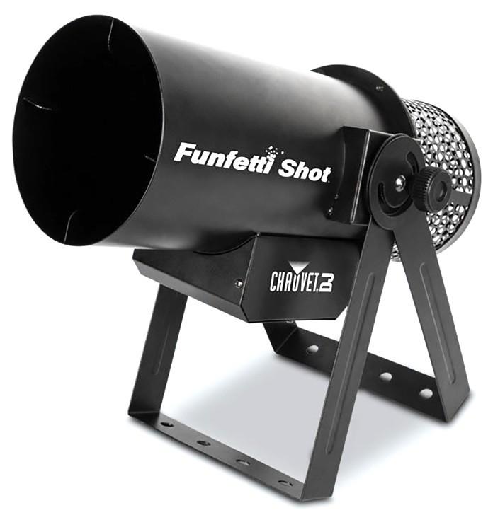 Конфетти машина Chauvet-DJ Funfetti Shot