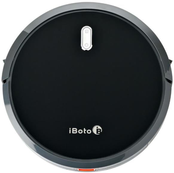 Робот-пылесос iBoto Aqua V715B Grey