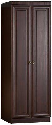 Шкаф Цвет Диванов Риккарди Р-01.0 венге 80x55x225 см