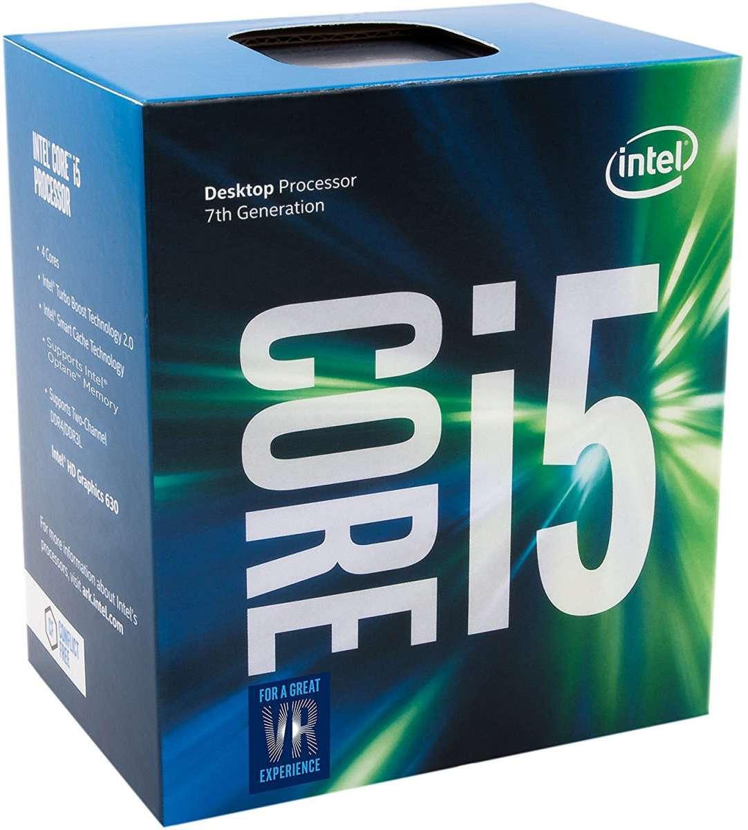 Процессор (CPU) Intel Core i5-7600 3.5G…