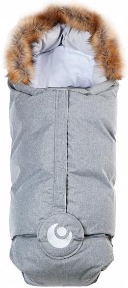 Конверт Easygrow 16870 120 см Grey Melange