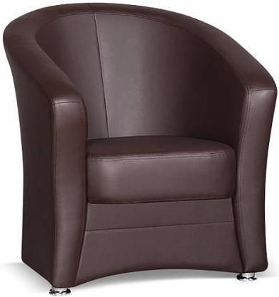 Кресло Цвет Диванов Андорра шоколад 77x…
