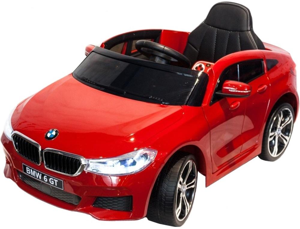 Электромобиль ToyLand BMW 6 GT Red