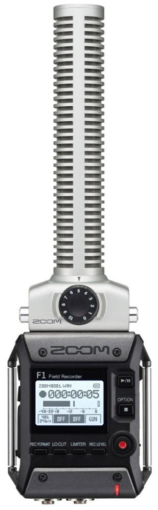 Портативный рекордер Zoom F1-SP