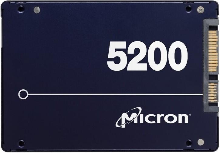 """Твердотельный накопитель Crucial Micron 5200MAX 480Gb/SSD/2.5"""""""